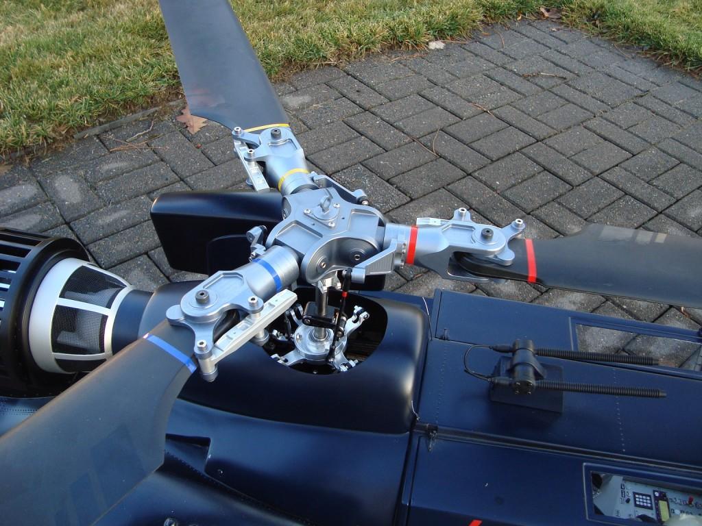 BT-Rotor Head